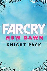 Carátula para el juego Far Cry New Dawn - Knight Pack de Xbox 360