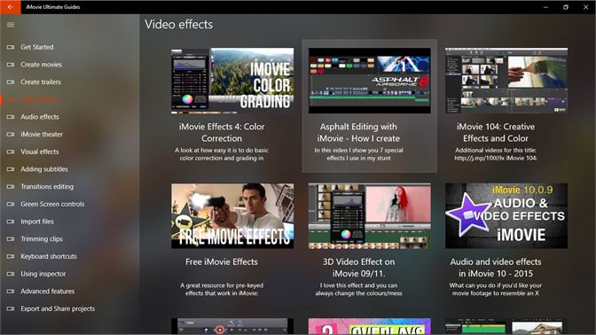 Buy iMovie Ultimate Guides - Microsoft Store