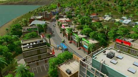 Cities: Skylines - Windows 10 Edition Screenshot