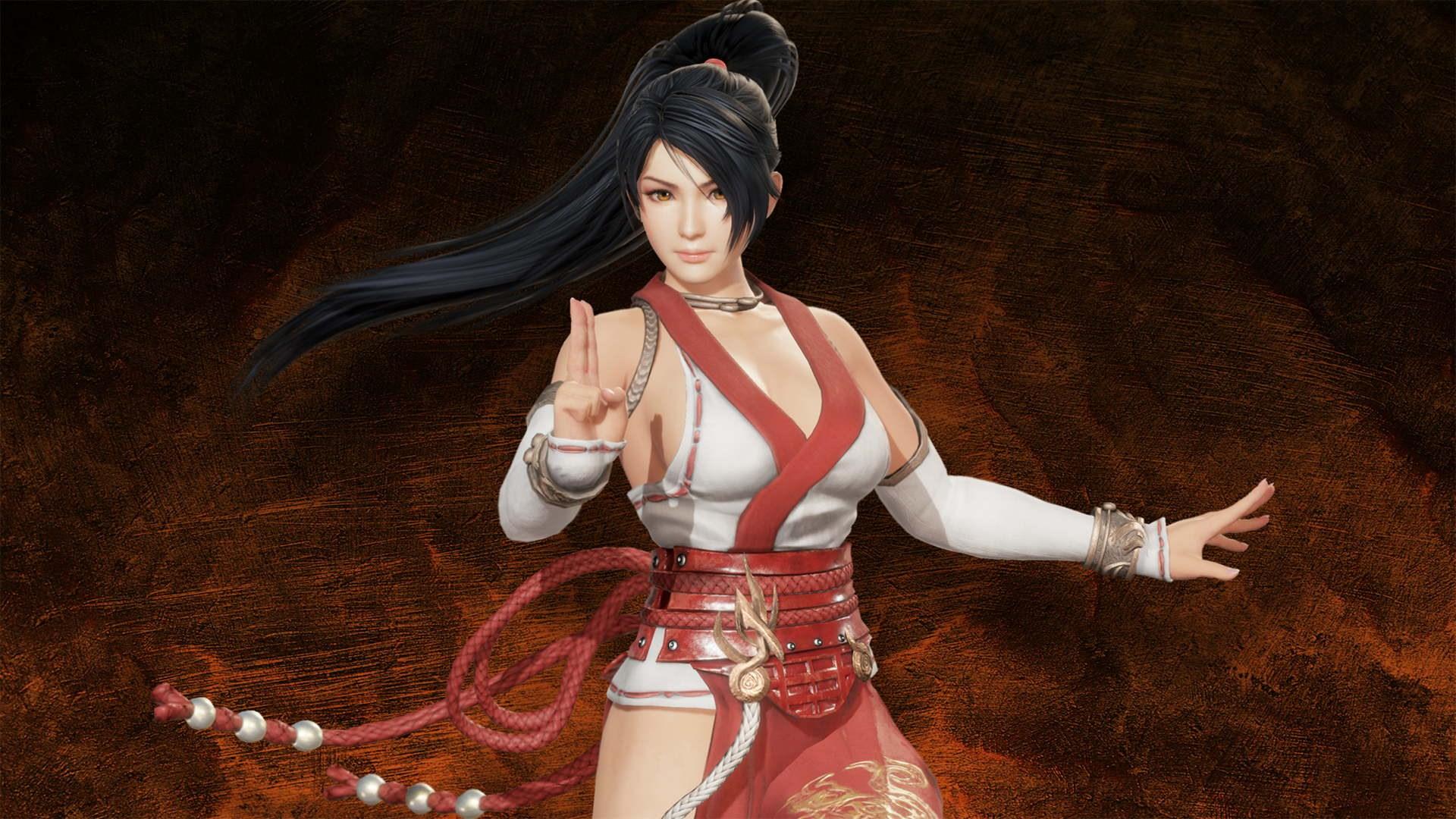 DOA6 Character: Momiji