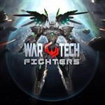 War Tech Fighters Logo