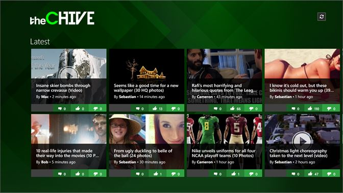 Get theCHIVE - Probably the best app in the world - Microsoft Store
