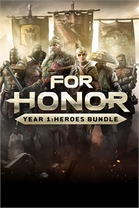 Carátula del juego FOR HONOR YEAR 1 : HEROES BUNDLE