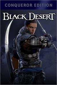 Carátula para el juego Black Desert: Conqueror Edition de Xbox 360