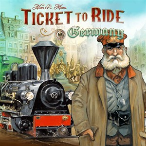 Ticket to Ride - Germany Xbox One