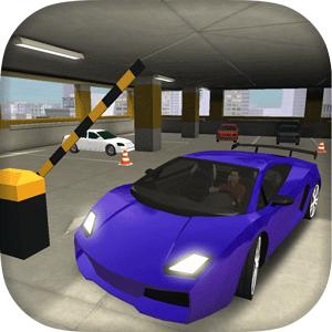 Race Car Driving Simulator 3D