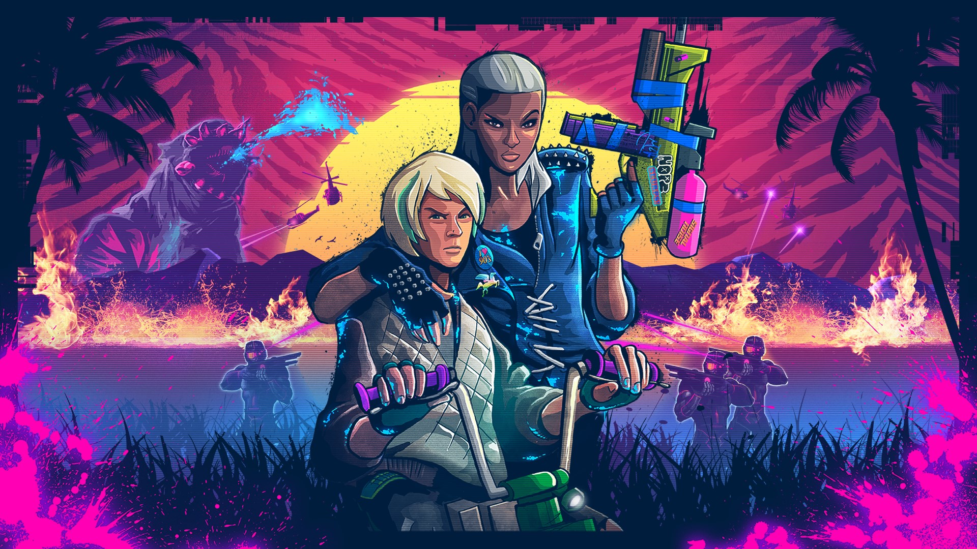 Buy Trials Of The Blood Dragon Microsoft Store