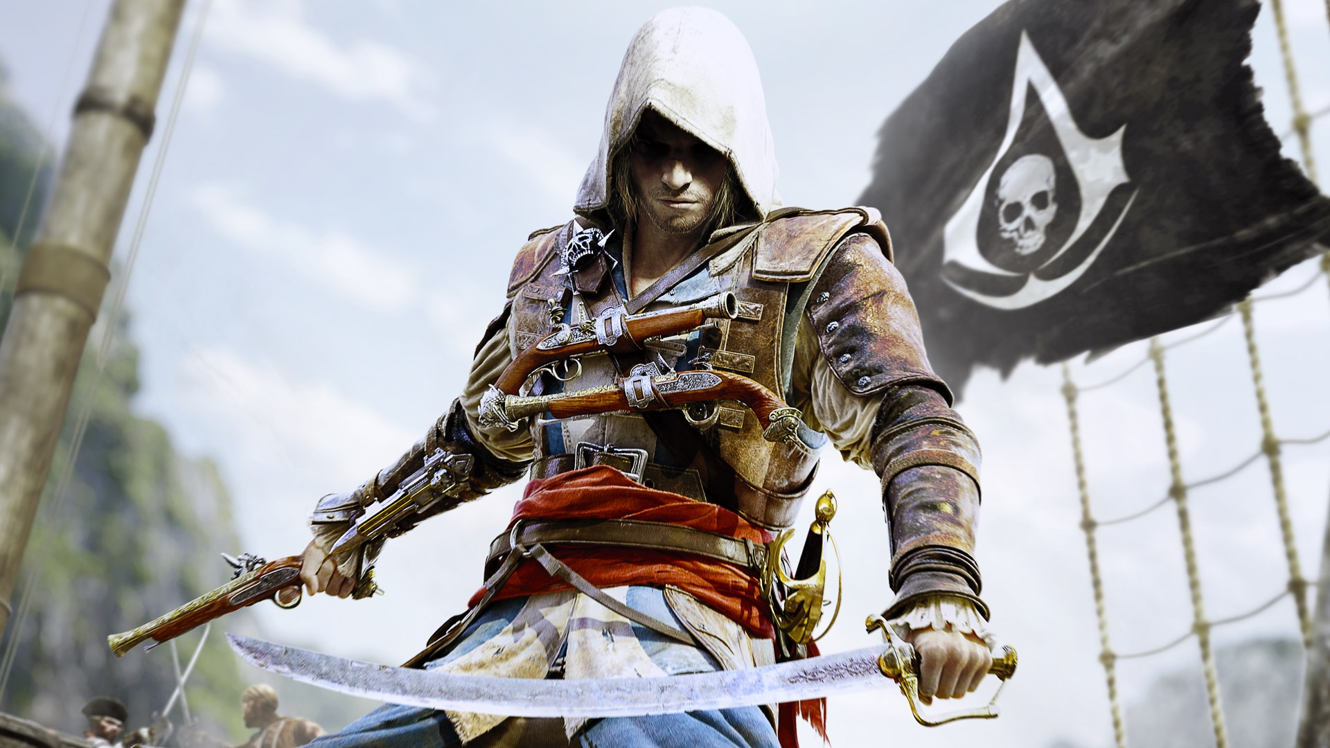 Buy Assassin S Creed Iv Black Flag Microsoft Store En Ca