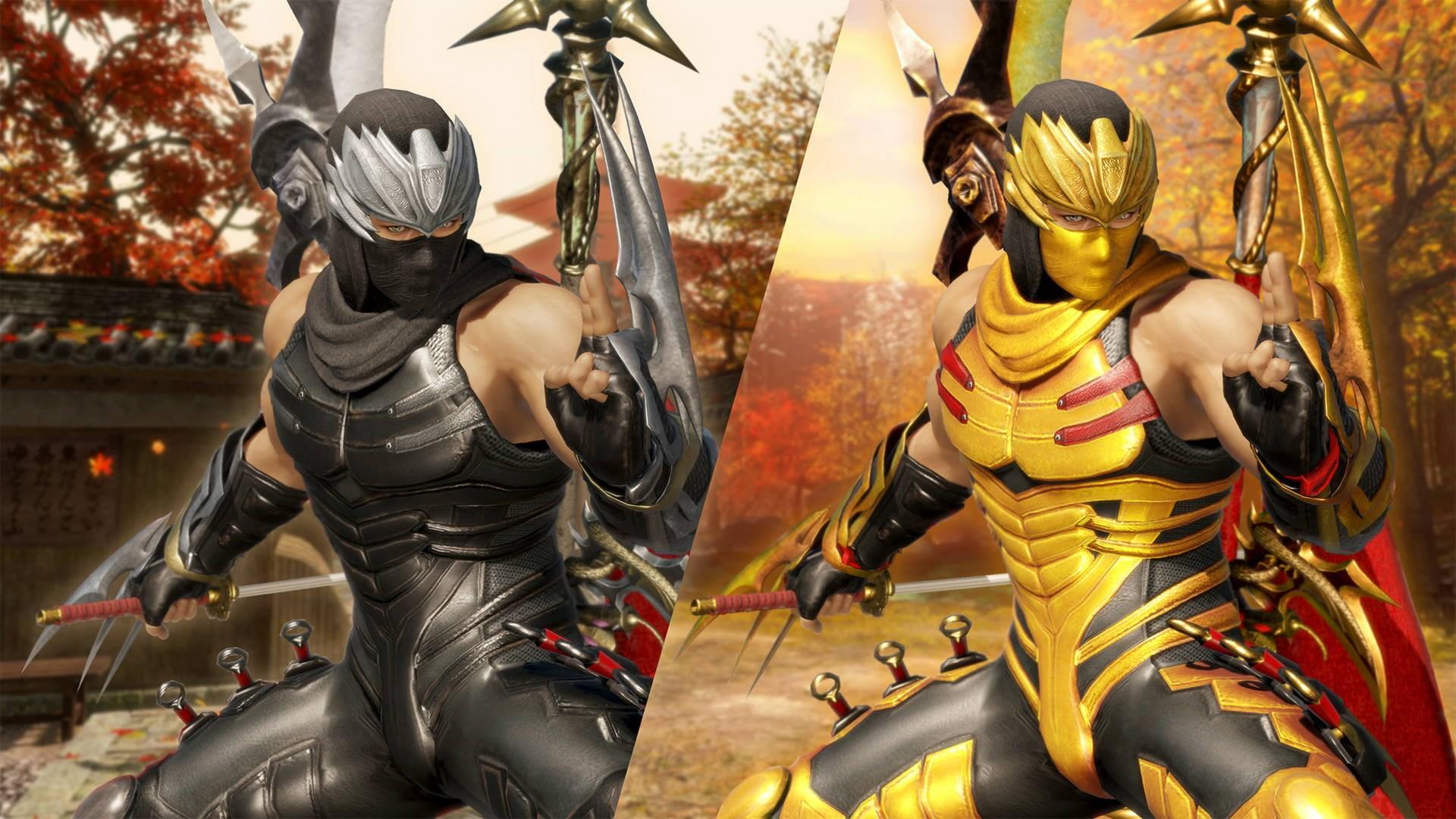 Costume Ninja della trasformazione di DOA6 - Hayabusa