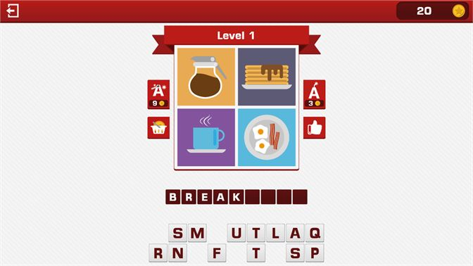 Get 4 Icons 1 Word - Microsoft Store