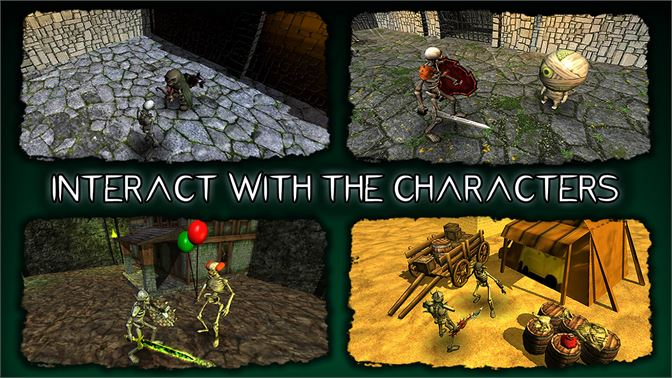 Get The Dark Book: RPG Offline - Microsoft Store