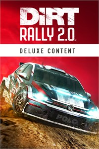 Windows Store - DiRT Rally 2.0 Deluxe Content Pack