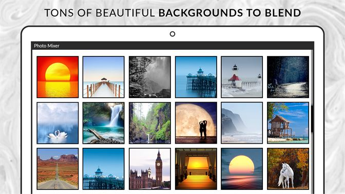 Get Ultimate Photo Blender / Mixer - Microsoft Store
