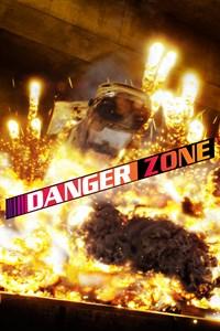 Carátula para el juego Danger Zone de Xbox 360