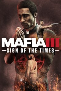 Carátula del juego Mafia III: Sign of the Times
