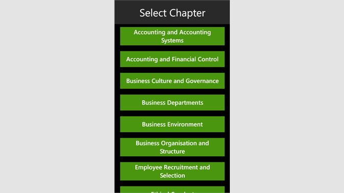 Buy ACCA F1 Accountant in Business - Microsoft Store