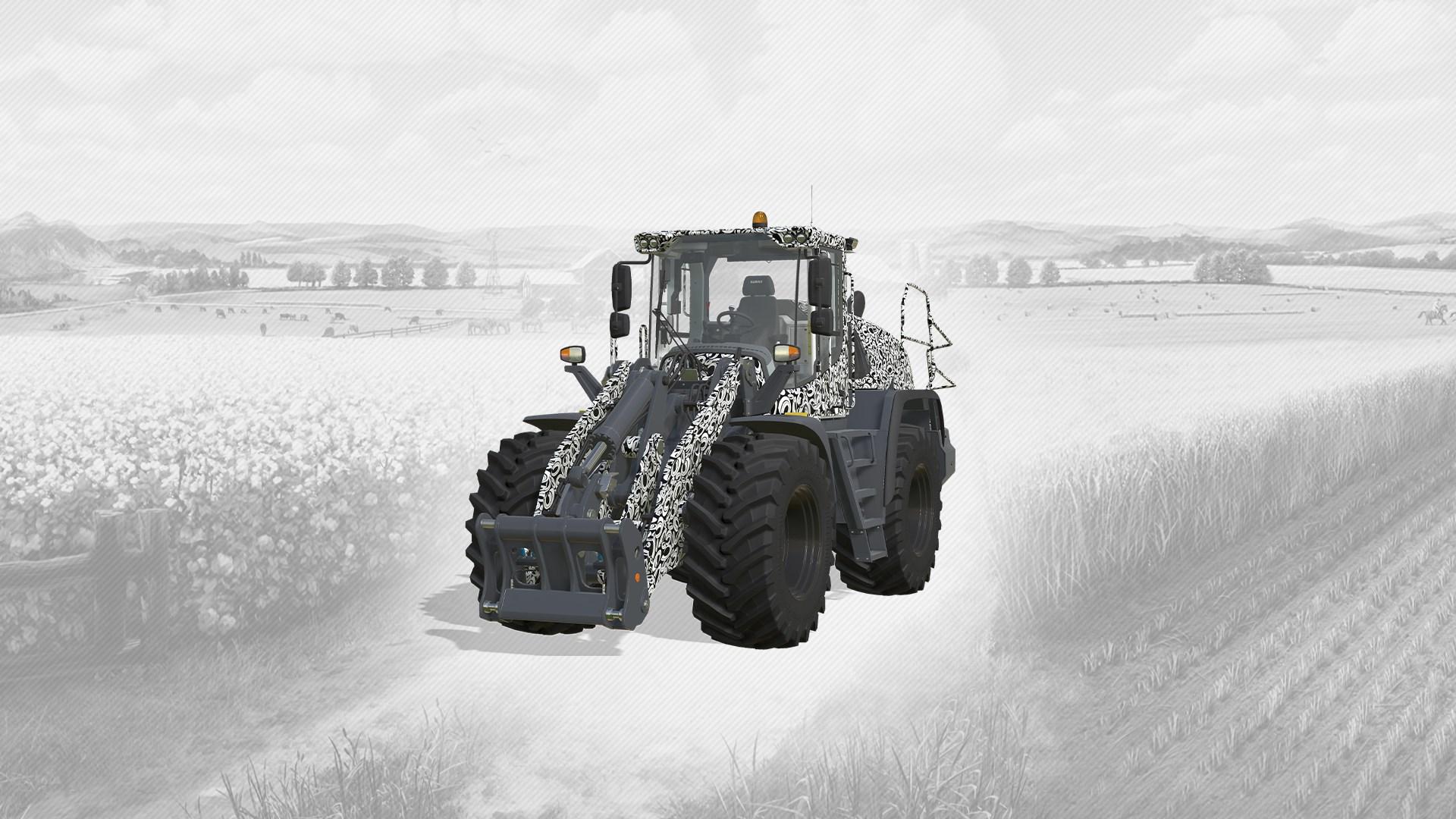 Farming Simulator 19 - CLAAS TORION 1914 Dev Mule DLC