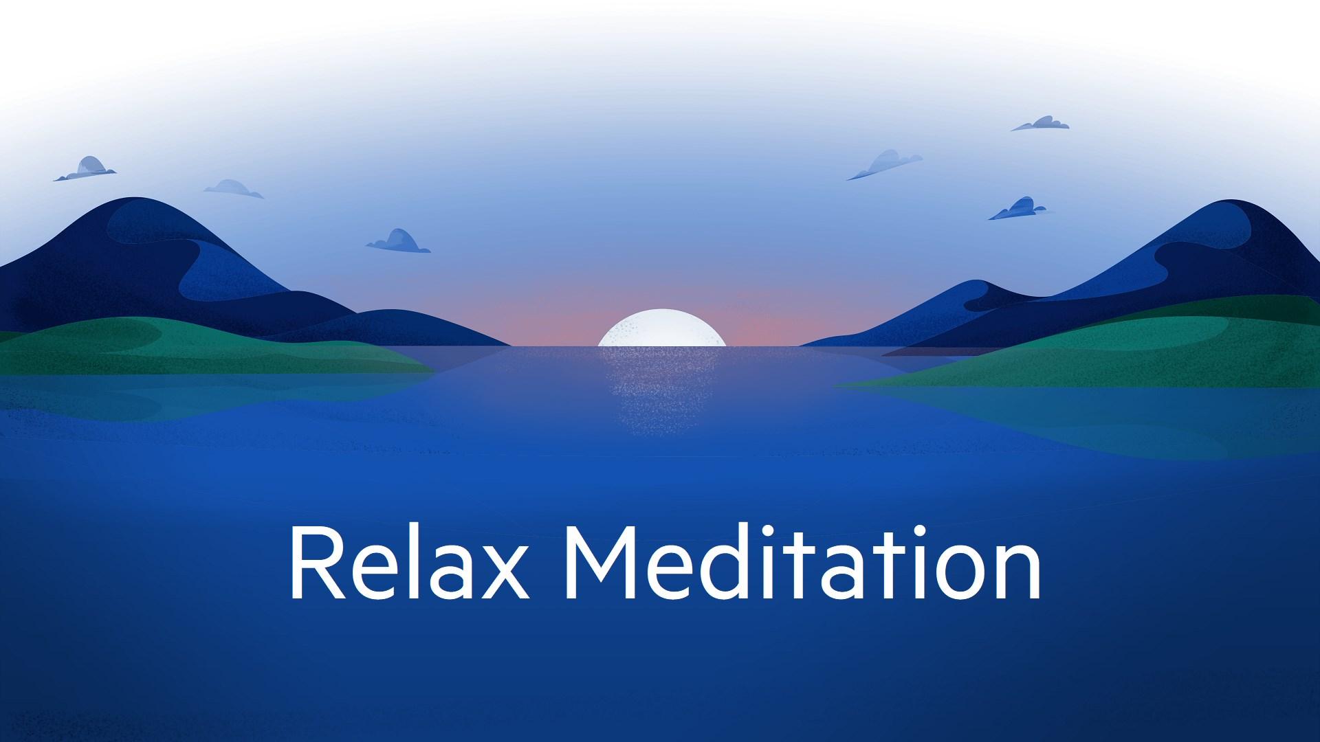 Get Relax Meditation Microsoft Store