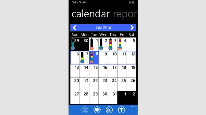 Buy Daily Goals - Microsoft Store
