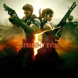 Resident Evil 5 Xbox One