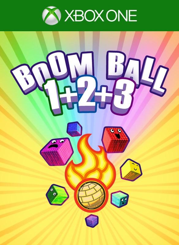 Paquete de Boom Ball 1+2+3 boxshot