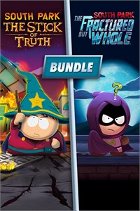 Carátula para el juego Bundle: South Park : The Stick of Truth + The Fractured but Whole de Xbox 360