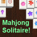 Mahjong Solitaire !