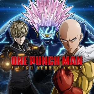 ONE PUNCH MAN: A HERO NOBODY KNOWS Deluxe Edition Pre-Order Xbox One