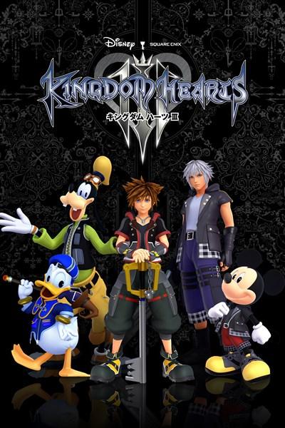 KINGDOM HEARTS Ⅲ- Bundle