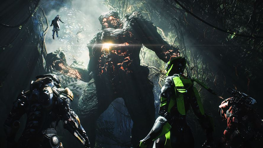 Anthem™ Screenshot