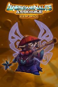 Облик —Kage Genji - Awesomenauts Assemble!