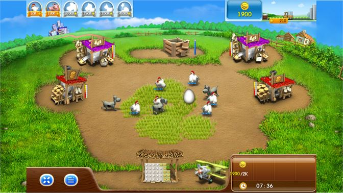 Farm village game free download for pc