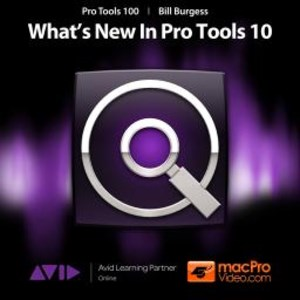 What's New In Pro Tools 10