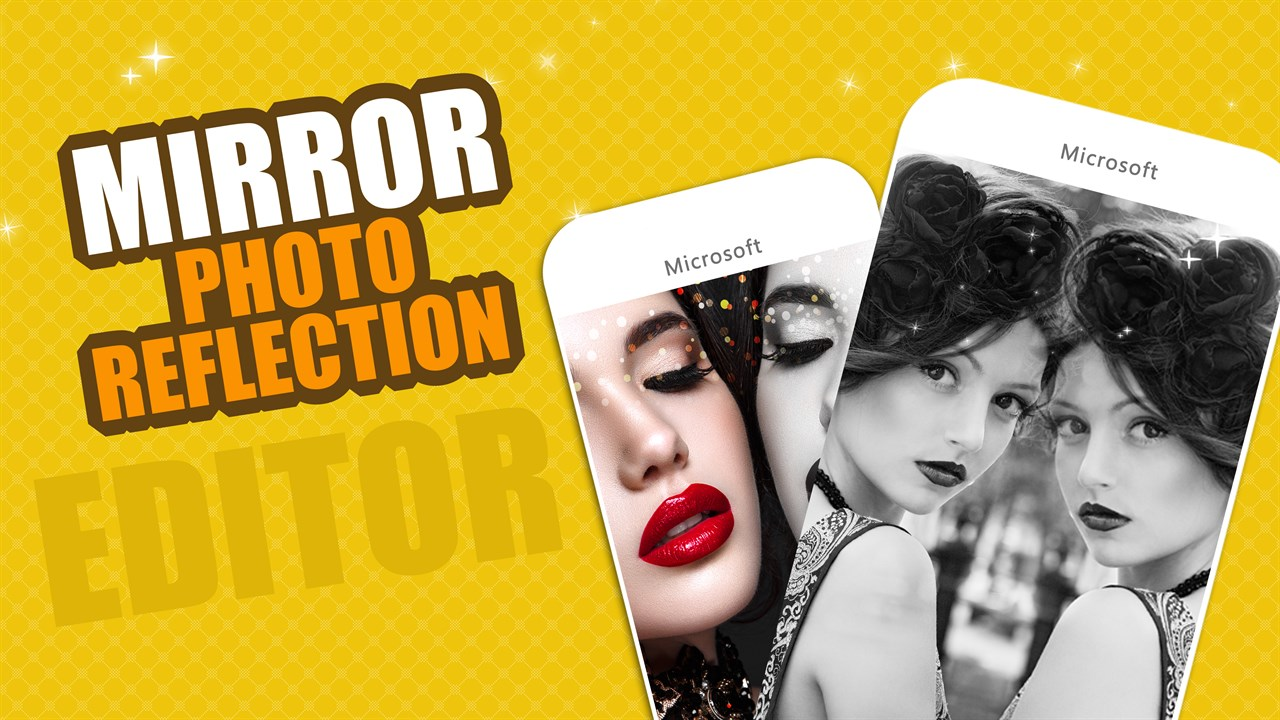 Get Mirror Photo Edit Collage - Microsoft Store