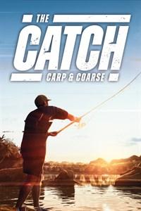 Carátula para el juego The Catch: Carp & Coarse de Xbox 360