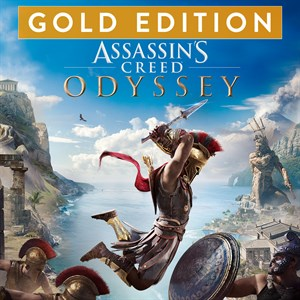 Assassin's Creed® Odyssey – GOLD-EDITION Xbox One