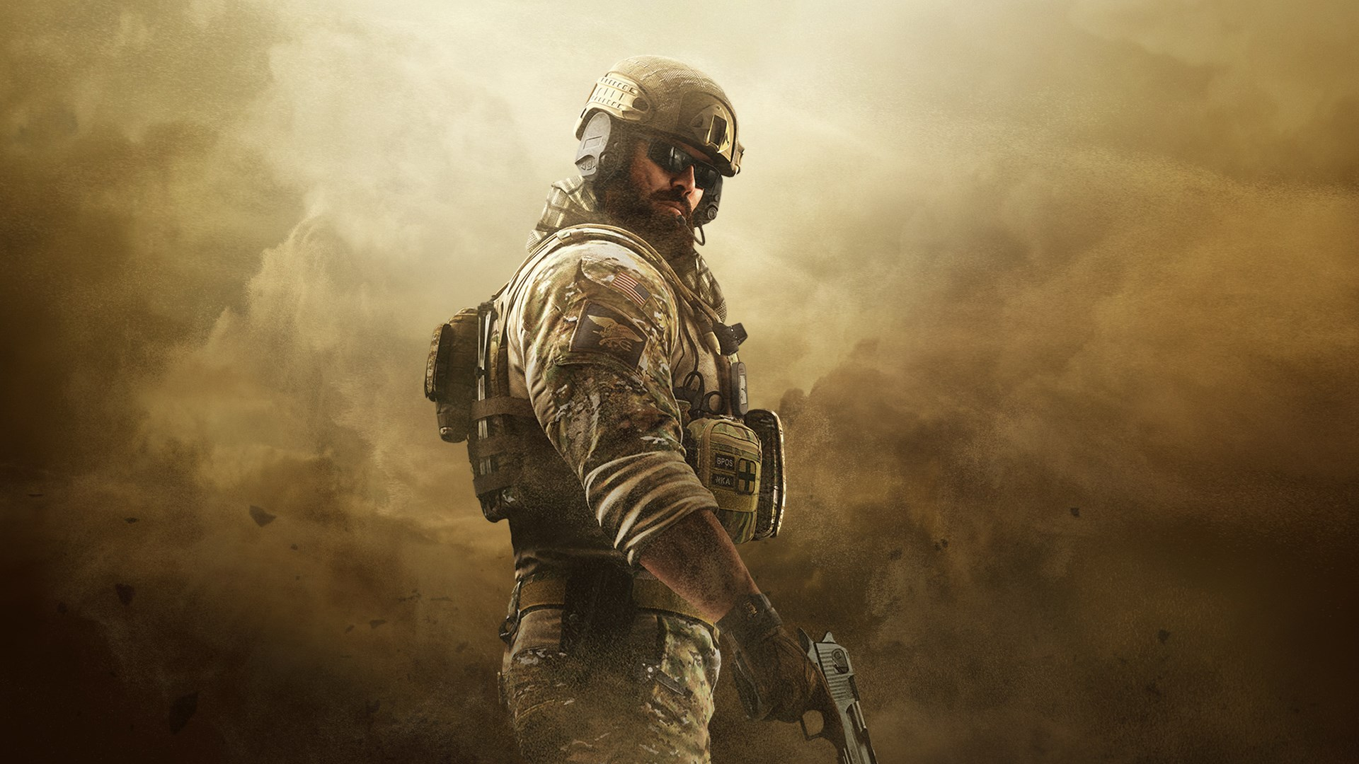 Buy Tom Clancy S Rainbow Six Siege Blackbeard Microsoft Store