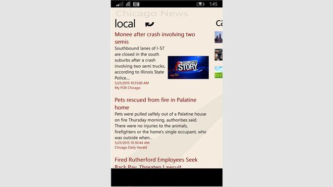 Get Chicago News - Microsoft Store en-GB