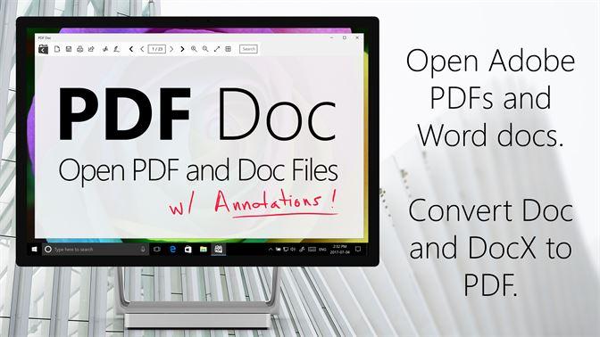 convert word doc to pdf windows 10