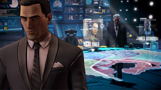 Batman: The Telltale Series screenshot 7