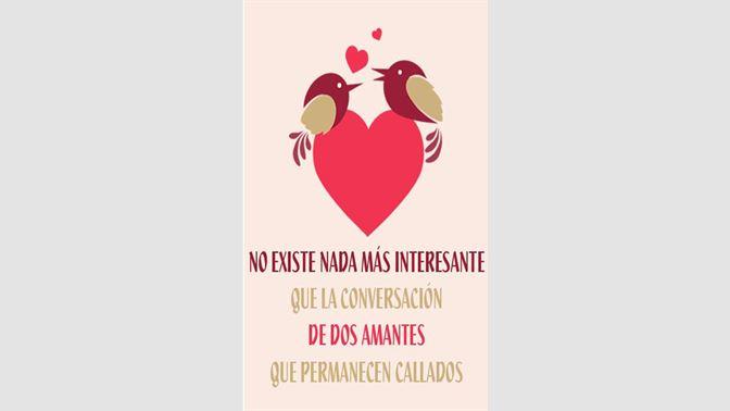 Get Frases De Amor Para Compartir Por Wasap Microsoft Store