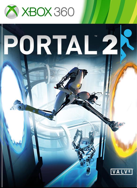Скриншот №2 к Portal 2