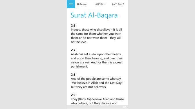 Get Quran Windows - Microsoft Store en-IN