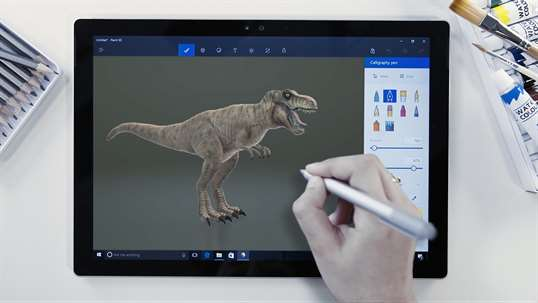Paint 3D screenshot 1