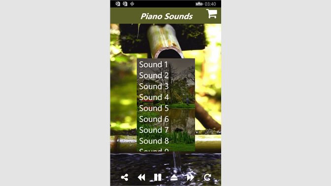 Get Rain Sounds:The Best of High Quality Nature Sounds With