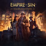 Empire of Sin - Premium Edition Logo