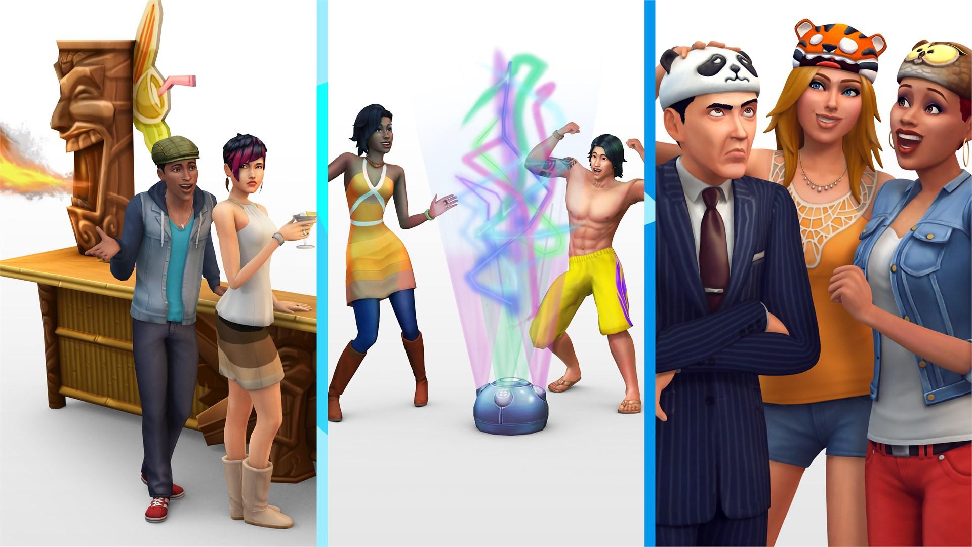 The Sims™ 4 «Эксклюзивная вечеринка» Улучшение