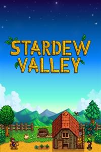 Carátula del juego Stardew Valley