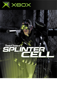 Carátula del juego Tom Clancy's Splinter Cell