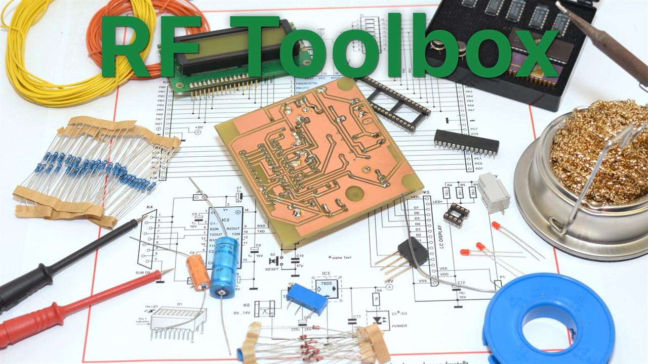 Comprar RF Toolbox Pro - High frequency Tools - Microsoft